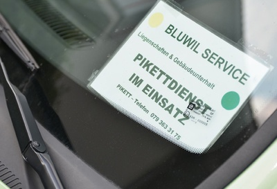 BLUWIL SERVICE AG- Volketswil